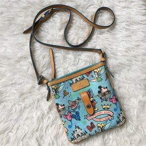Downey and Bourke Disney Crossbody Bag